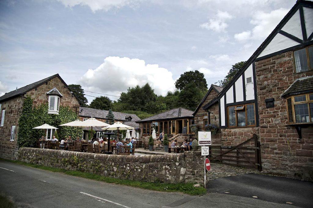 Dog Friendly Pub | The Pheasant Inn, Tattenhall | Nelson Hotels