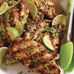 Chilli, Ginger and Lime marinade recipe